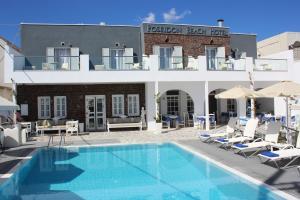 Ξενοδοχείο Poseidon Beach (Καμάρι)