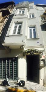 Berhan Aparts, Apartmánové hotely  Istanbul - big - 15