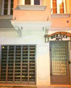 Berhan Aparts, Apartmánové hotely  Istanbul - big - 16