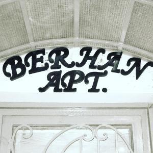 Berhan Aparts, Aparthotels  Istanbul - big - 17