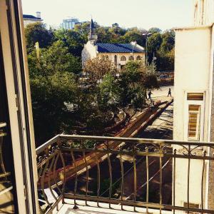 Berhan Aparts, Apartmánové hotely  Istanbul - big - 6