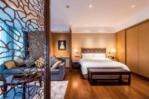 Gelade Service Apartment, Appartamenti  Chengdu - big - 31