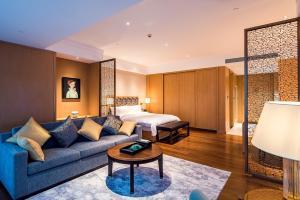 Gelade Service Apartment, Appartamenti  Chengdu - big - 29
