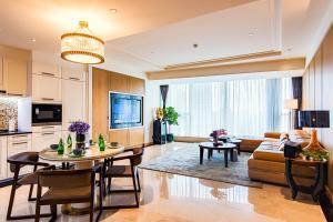 Gelade Service Apartment, Appartamenti  Chengdu - big - 65