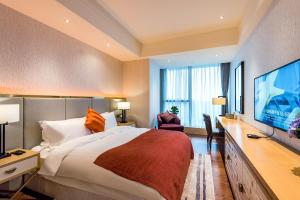 Gelade Service Apartment, Appartamenti  Chengdu - big - 59