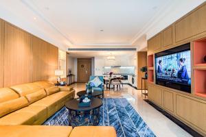 Gelade Service Apartment, Appartamenti  Chengdu - big - 39