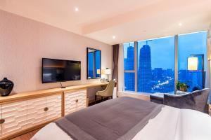 Gelade Service Apartment, Appartamenti  Chengdu - big - 47