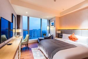 Gelade Service Apartment, Appartamenti  Chengdu - big - 48