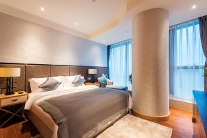 Gelade Service Apartment, Appartamenti  Chengdu - big - 50