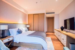 Gelade Service Apartment, Appartamenti  Chengdu - big - 51