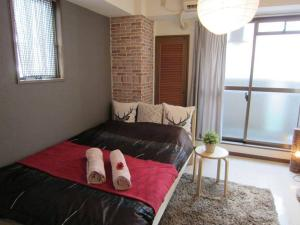 Apartment in Tenjinbashi 403, Appartamenti  Osaka - big - 38
