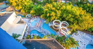 Golden Dolphin Grand Hotel, Szállodák  Caldas Novas - big - 24