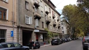 Charming Apartment in the Heart of Town, Ferienwohnungen  Tbilisi City - big - 17