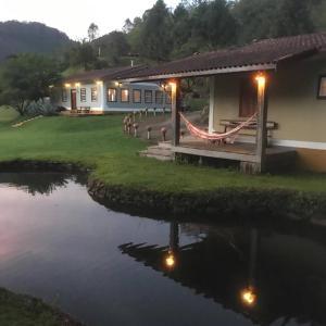 Pousada Gonçalves, Guest houses  Gonçalves - big - 10