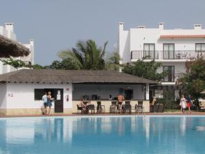 Private Penthouse Apartment Dunas Resort, Apartmanok  Santa Maria - big - 4