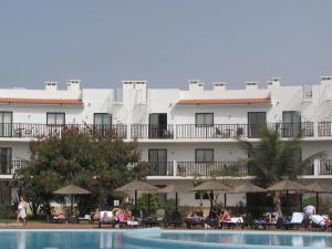 Private Penthouse Apartment Dunas Resort, Apartmanok  Santa Maria - big - 9