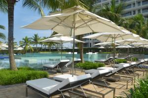 Luxury Apartment, Апартаменты  Дананг - big - 21
