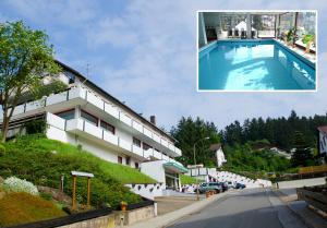 Hotel Pension Jägerstieg, Guest houses  Bad Grund - big - 1