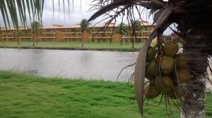 Apartamento Villa das Águas, Апартаменты  Estância - big - 3