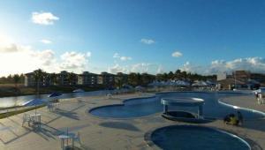 Apartamento Villa das Águas, Apartments  Estância - big - 8