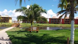 Apartamento Villa das Águas, Apartmány  Estância - big - 12