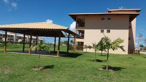 Apartamento Villa das Águas, Apartmány  Estância - big - 43