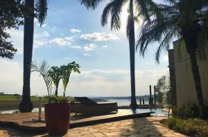 Rancho Santa Felicidade, Holiday homes  Delfinópolis - big - 2