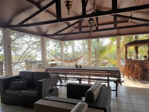 Rancho Santa Felicidade, Holiday homes  Delfinópolis - big - 6