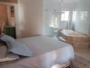 Rancho Santa Felicidade, Holiday homes  Delfinópolis - big - 9