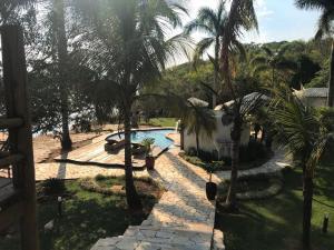Rancho Santa Felicidade, Holiday homes  Delfinópolis - big - 13