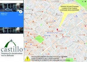 Castillo Argentina Apartamentos - Palermo, Apartmány  Buenos Aires - big - 40