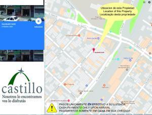 Castillo Argentina Apartamentos - Palermo, Apartmány  Buenos Aires - big - 28