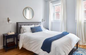 Three-Bedroom on South Street Apt 5, Appartamenti  Boston - big - 3