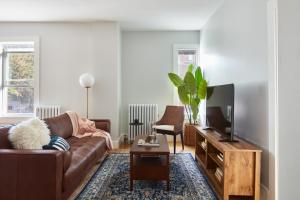 Three-Bedroom on South Street Apt 5, Appartamenti  Boston - big - 1
