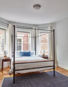 Three-Bedroom on South Street Apt 5, Appartamenti  Boston - big - 20