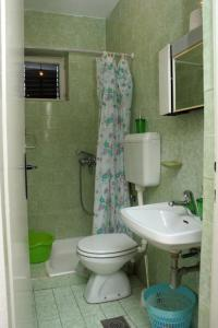 Apartment Sreser 4557a, Apartmány  Janjina - big - 28