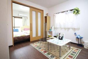 Apartment in Hoshin 104, Апартаменты  Осака - big - 9