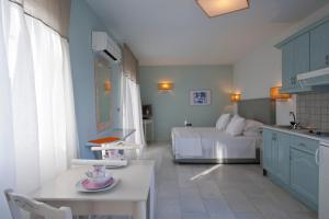 Ammos Naxos Exclusive Apartments & Studios, Apartmánové hotely  Naxos Chora - big - 78