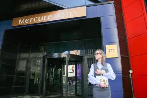 Отель Mercure, Киев
