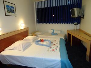 Tanagra Hotel, Hotely  Vilnius - big - 67