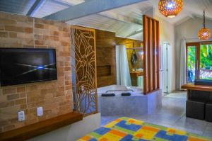Hotel Marinas, Hotely  Tibau do Sul - big - 16