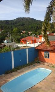 Blue House Floripa, Дома для отпуска  Флорианополис - big - 20