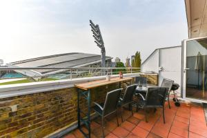 NEW 2 Bedroom Flat In Oval Well Connected to City!, Apartmanok  London - big - 9