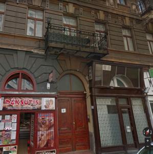 Szondi's delight, Apartmány  Budapešť - big - 7