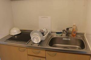 Apartment in Higashihiratsukacho 801, Апартаменты  Хиросима - big - 12