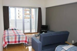 Apartment in Higashihiratsukacho 504, Апартаменты  Хиросима - big - 8