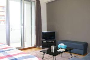Apartment in Higashihiratsukacho 504, Апартаменты  Хиросима - big - 9