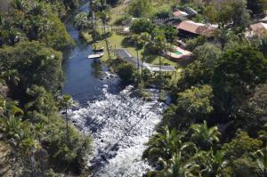 Hotel Fazenda Paraiso das Corredeiras, Hotely  Santa Maria da Vitória - big - 5