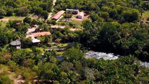 Hotel Fazenda Paraiso das Corredeiras, Hotely  Santa Maria da Vitória - big - 4