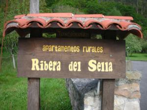 Ribera del Sella, Ferienwohnungen  Cangas de Onís - big - 10